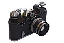 Free Vintage Camera Stock Image - 17791881