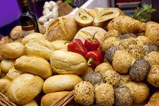 Free Bread Background Stock Photo - 17791970