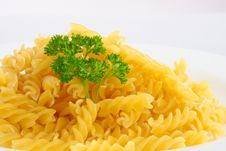 Free Pasta Royalty Free Stock Photography - 17791997