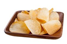 Free Potato Chips Stock Images - 17792324