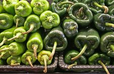Free Green Peppers Stock Images - 17792424
