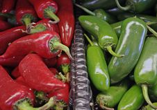 Free Spicy Hot Peppers Stock Photos - 17792433