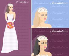Free Bride Royalty Free Stock Photo - 17792525