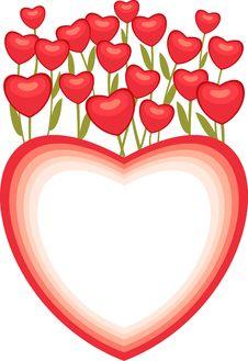 Free Heart Full Of Love. Stock Photo - 17792550