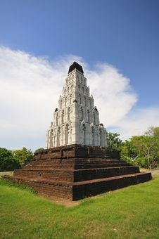 Free Ancient Pagoda Siam Stock Photos - 17792973