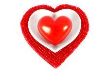Free Hearts Stock Photography - 17793212