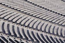 Free Stadium Chairs Stock Photos - 17793313