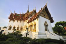 Ancient Buddhist Siam Temple Royalty Free Stock Photography