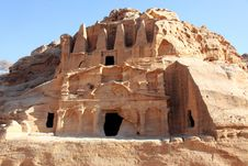 Free Petra Nabataeans Capital City , Jordan Royalty Free Stock Photo - 17793755