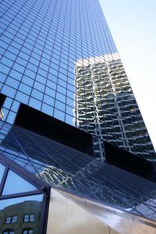 Free Classical New York, Skyscrapers In Manhattan Stock Photo - 17793790