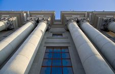 Free Stalinist Architecture Stock Photography - 17793942