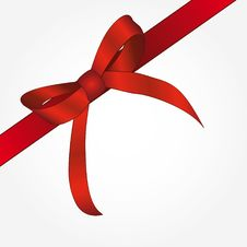 Free Red Ribbon Royalty Free Stock Photography - 17794037