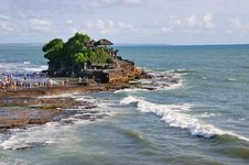 Free Tanah Lot Temple Stock Images - 17794234
