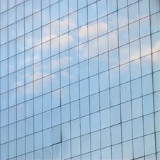 Free Wall Of A Skyscraper Royalty Free Stock Photo - 17795485