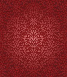 Free Seamless Floral Background Stock Images - 17796284