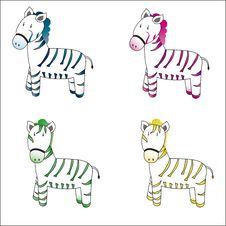 Free Zebra Stock Image - 17796311