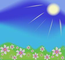 Free Summer Royalty Free Stock Image - 17798046