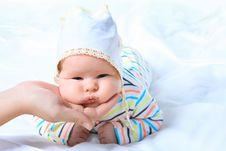 Free Cute Baby Stock Photography - 17798662