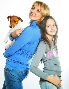 Free Happy Family Royalty Free Stock Photo - 17798665