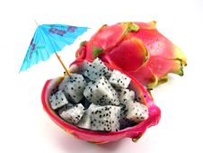 Free Dragon Fruit In Exotic Concept Stock Images - 17799314