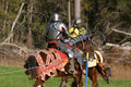 Free Jousting Knights Stock Images - 1786444