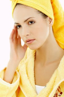 Free Beauty After Bath 2 Royalty Free Stock Image - 1780726