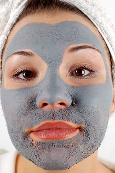 Beauty Mask 12 Stock Images