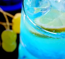 Free Glass Of Fresh Drink Royalty Free Stock Photography - 1784237