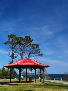Free Gazebo Stock Photo - 1784470