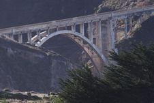 Free Bixby Bridge Royalty Free Stock Photos - 1785228