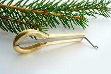 Jew S Harp Royalty Free Stock Photography