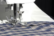 Free Sewing In Action Royalty Free Stock Photo - 1787585