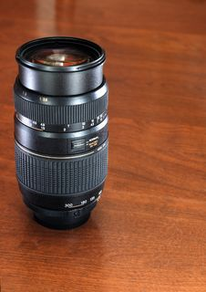 Free Telephoto Lens Royalty Free Stock Photo - 1787775