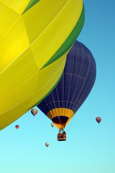 Free Hot Air Balloon Stock Images - 1788694