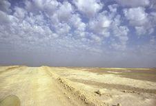 Free Sahara Track Stock Photo - 1789850