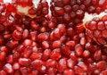 Free Macro Of Peeled Ripe Seeds Pomegranate Stock Photo - 17805560