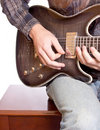 Free Guitarist Stock Images - 17806944