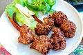 Free Thai Style Spicy Pork Ball Stock Photos - 17808173