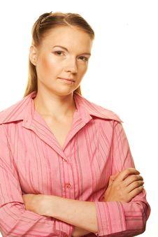 Free Office Woman Stock Photo - 17800220