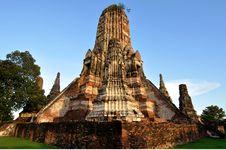 Free Ruin Temple Stock Image - 17801291