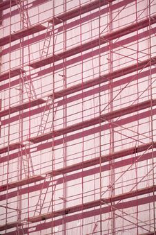 Free Scaffolding Stock Photography - 17801452