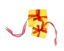 Free Gift Boxes Holiday Stock Photos - 17802693