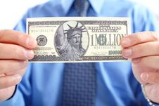 Free Money Royalty Free Stock Image - 17804206