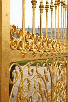 Free Details Of Golden Gate. Royalty Free Stock Images - 17804679