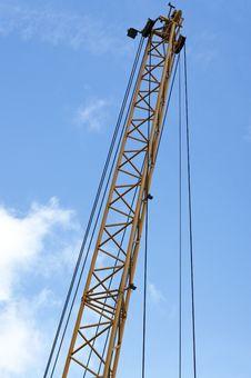 Free Crane Royalty Free Stock Photo - 17805675