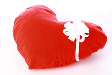 Free Red Valentine S Heart Stock Photography - 17807072