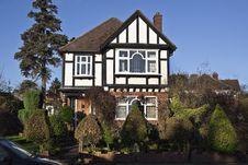 Free Tudor House Royalty Free Stock Photography - 17807307