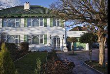 Free English House Royalty Free Stock Image - 17807346