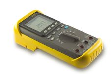Free Multimeter Royalty Free Stock Image - 17807436