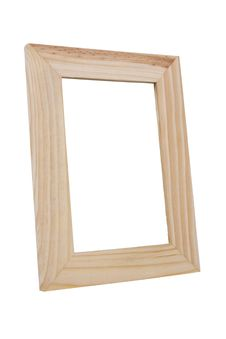 Free Empty Wooden Frame Stock Image - 17807941